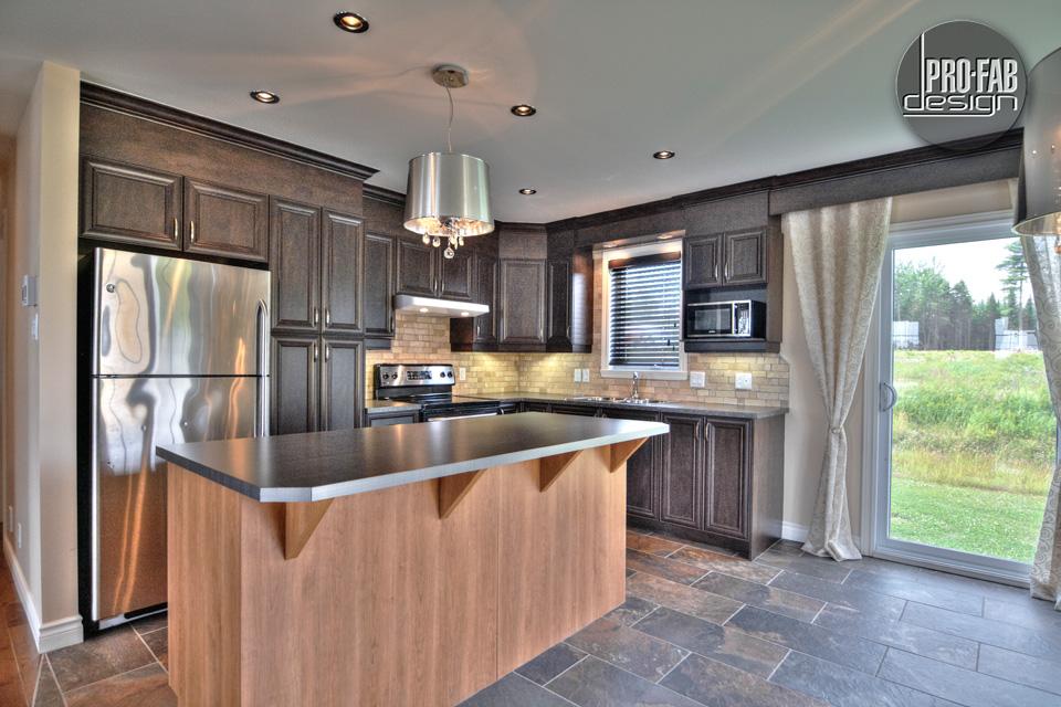 Cuisine Design Hotte : ProFab  Constructeur de maisons modulaires, usinées