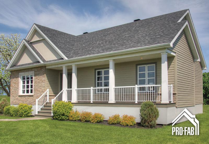 Pro fab constructeur de maisons modulaires usin es for Avant d acheter une maison